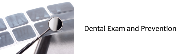 Raritan Dentist - Dental exam and Prevention 600 x 175